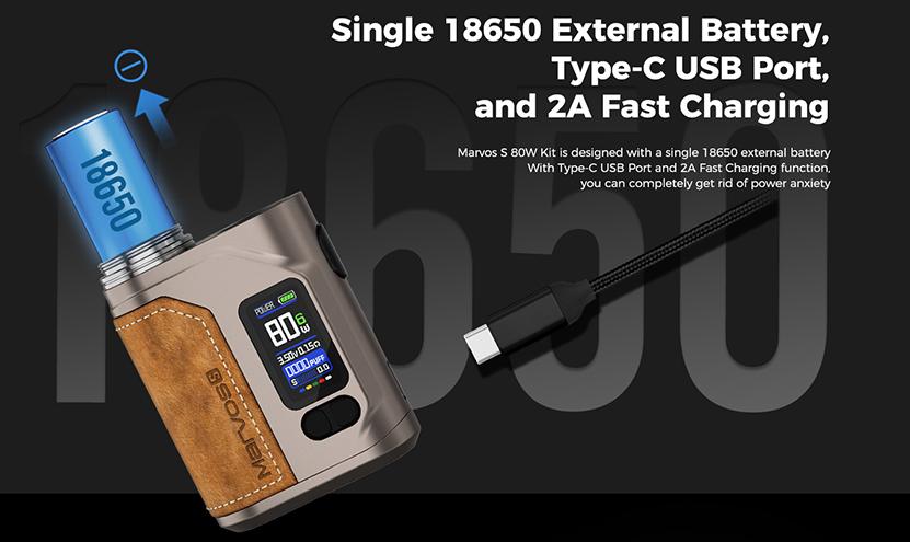 Freemax Marvos S 80W Kit Feature 11