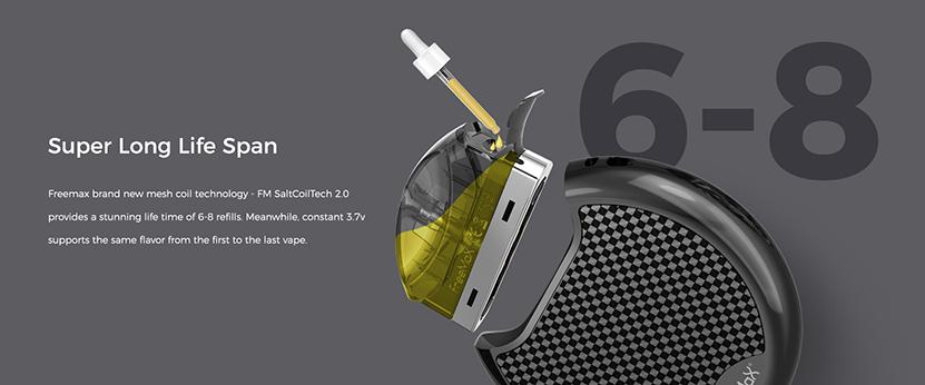 Freemax Maxpod Circle Kit Feature 11