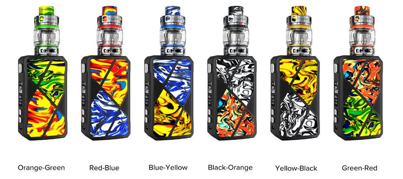 Freemax Maxus 200W Kit Colors