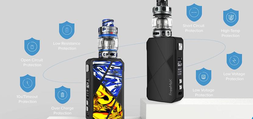 Freemax Maxus 200W Kit Feature 6