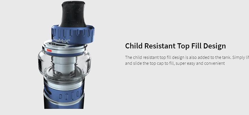 Freemax Twister 30W Kit Feature 2
