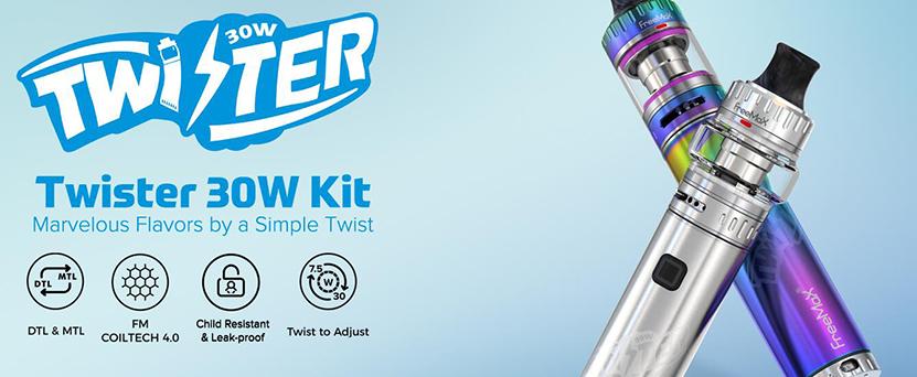 Freemax Twister 30W Kit Feature 3