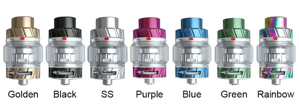 Freemax Fireluke 2 Tank Metal Edition Colors