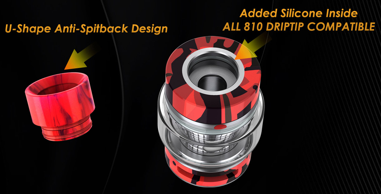 Freemax Twister Kit Features 10