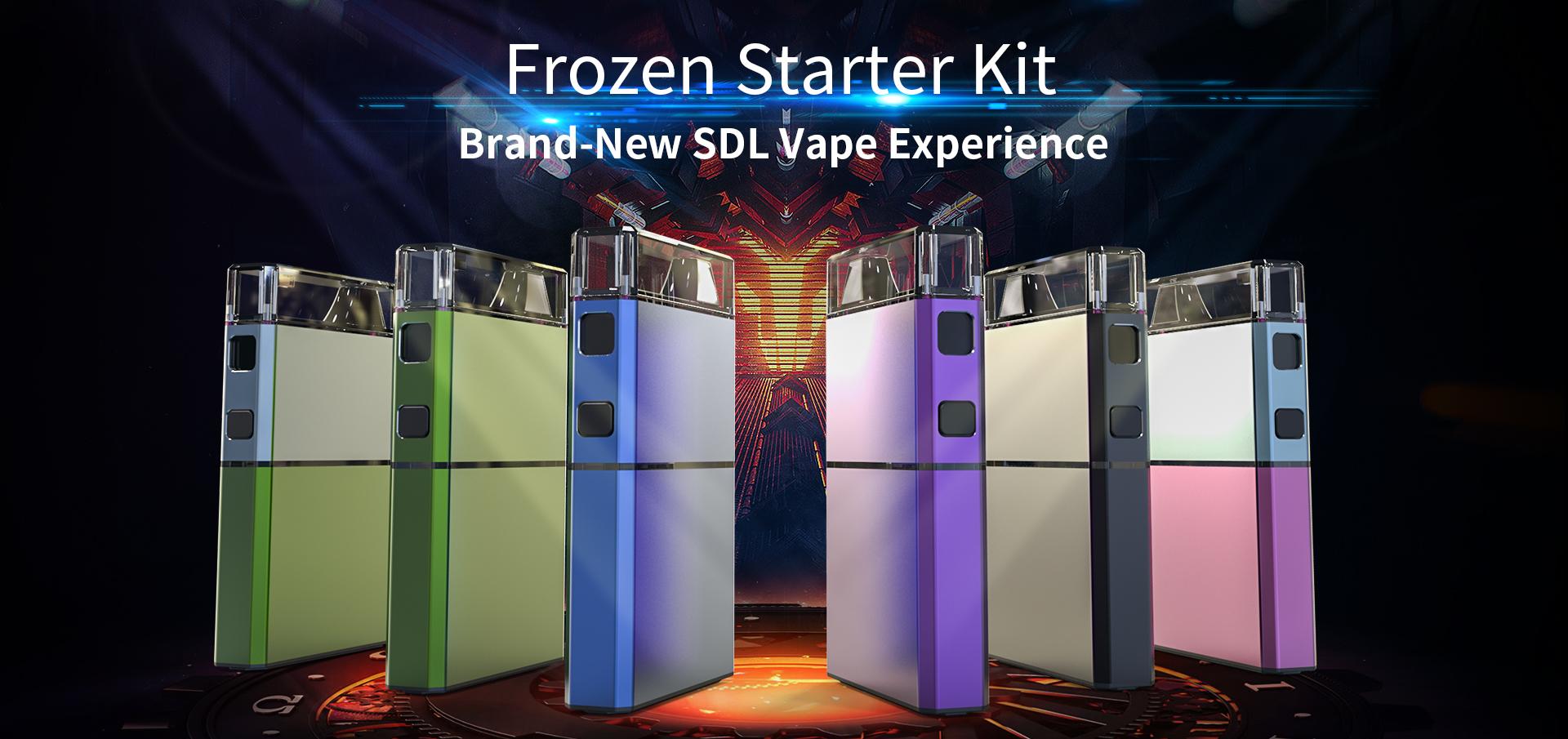 FMCC Frozen Starter Kit Features 1