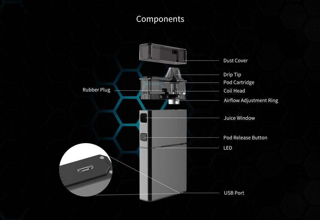 FMCC Frozen Starter Features 9