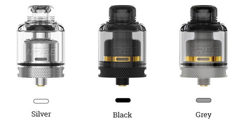 GAS MODS Kree 24 RTA Color