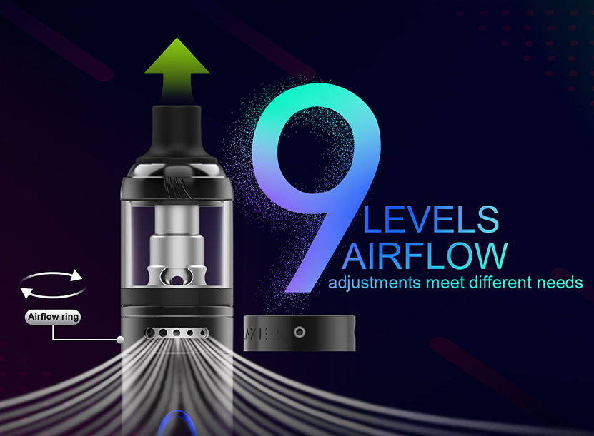 Galaxies MTL Starter Kit Airflow