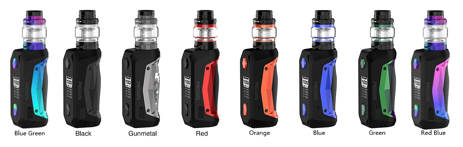 GeekVape Aegis Solo Kit All Colors