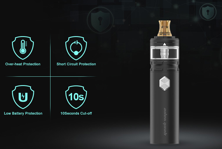 GeekVape Flint MTL Kit Features 7