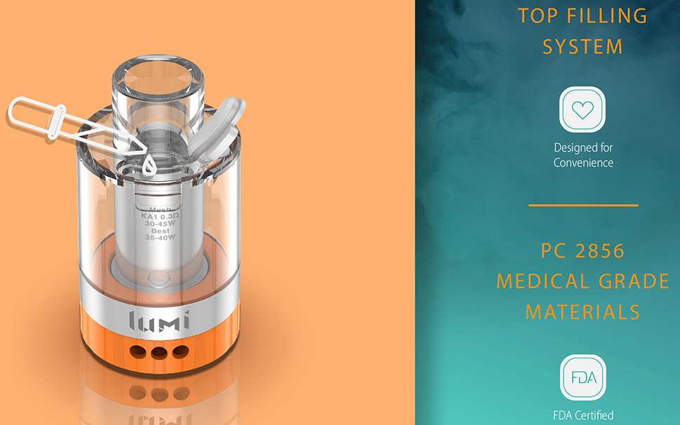 GeekVape LucidKit Features 7