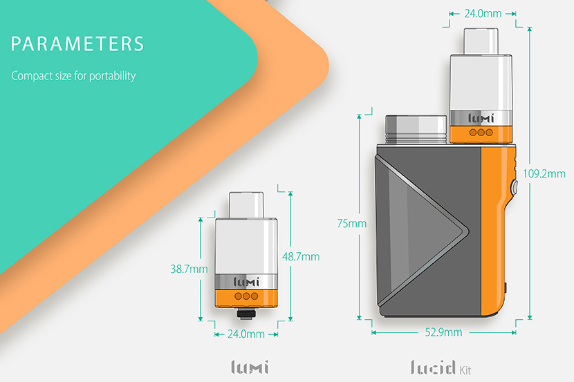 GeekVape Lucid Kit Features 9