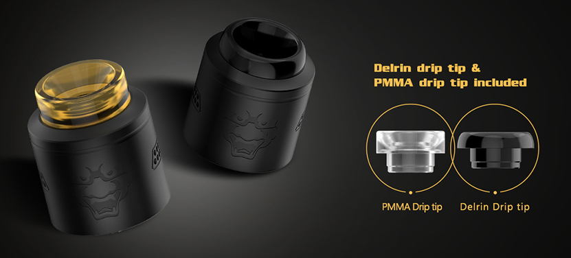 Tengu RDA Vape Tank Features 06