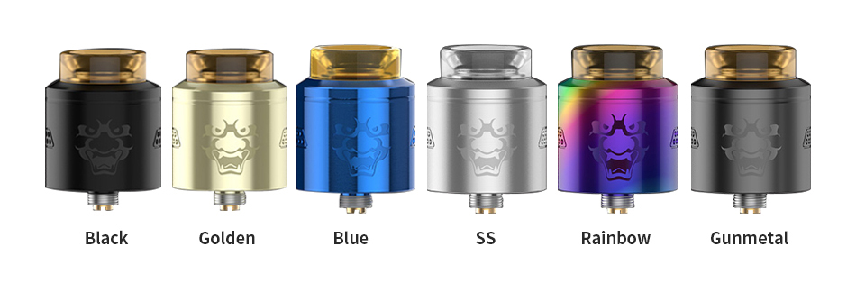 Tengu RDA Colors