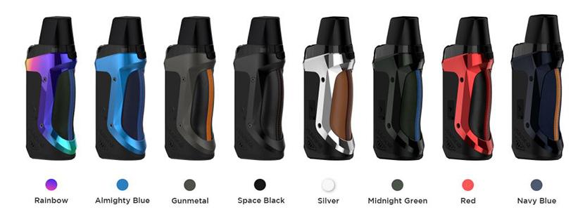 GeekVape Aegis Boost LE Bonus Kit Colors