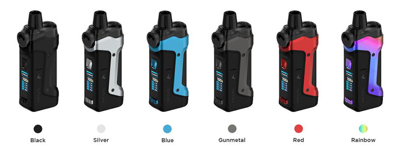 GeekVape Boost Pro Kit Colors