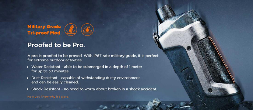 GeekVape Boost Pro Kit Feature 5