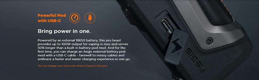 GeekVape Boost Pro Kit Feature 6