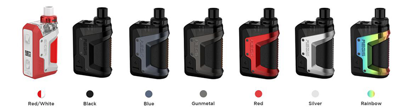 GeekVape Aegis Hero Kit Colors