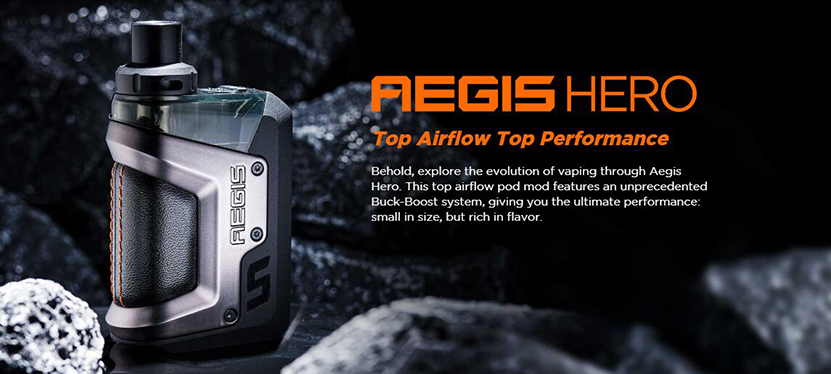 GeekVape Aegis Hero Kit Feature 11