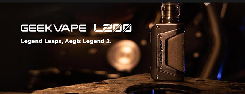GeekVape Aegis Legend 2 Kit Feature 5