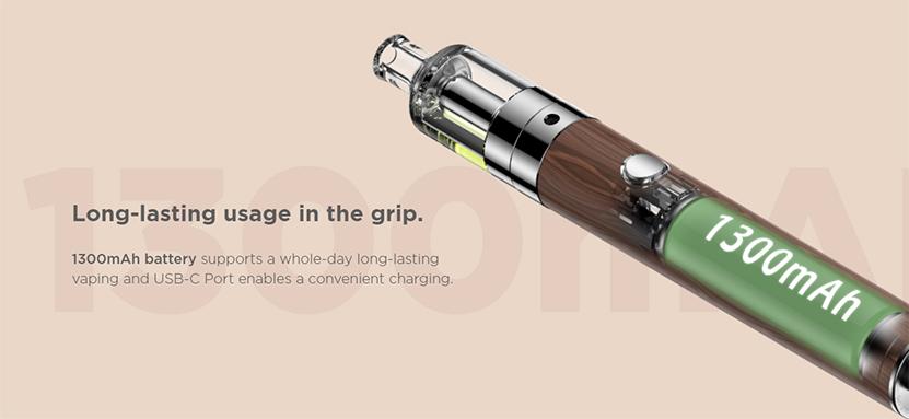 GeekVape G18 Pen Kit battery