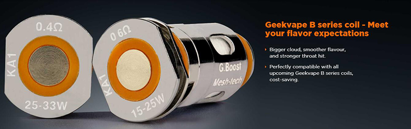 GeekVape Mero AIO Tank Feature 2