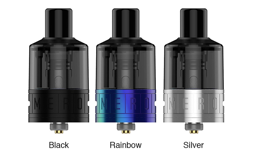 GeekVape Mero AIO Tank Colors