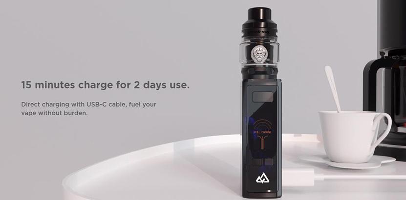 GeekVape Obelisk 120 FC Kit Feature 2