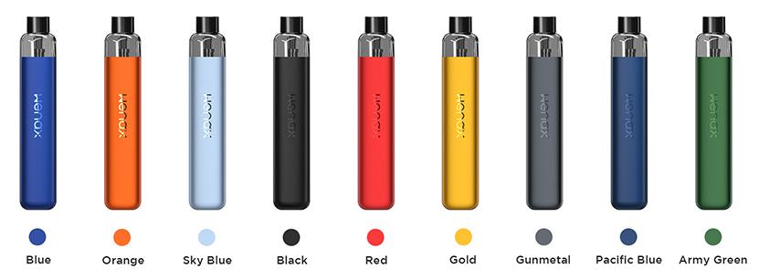 GeekVape Wenax K1 Kit Colors