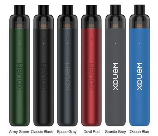 GeekVape Wenax Stylus Kit Colors