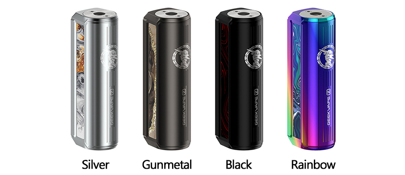 GeekVape Z50 Mod colours