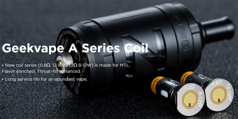 GeekVape Z MTL Tank Coil