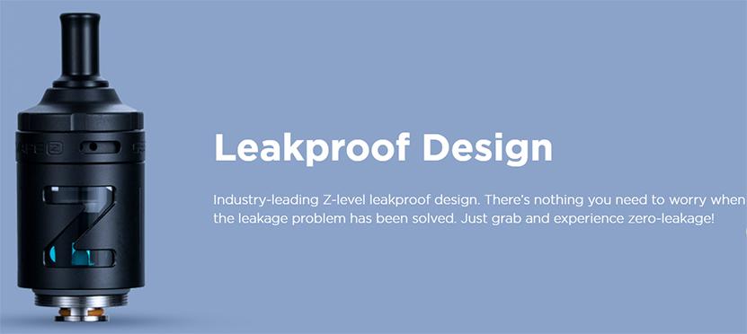 GeekVape Z MTL Tank Leakproof