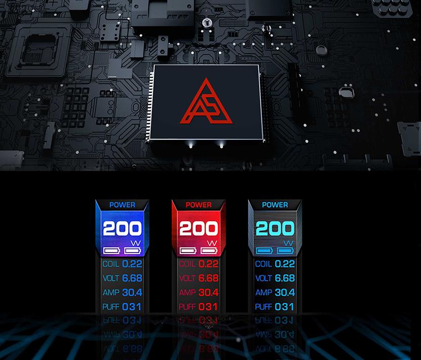 GeekVape Aegis Legend Zeus Kit Feature 1