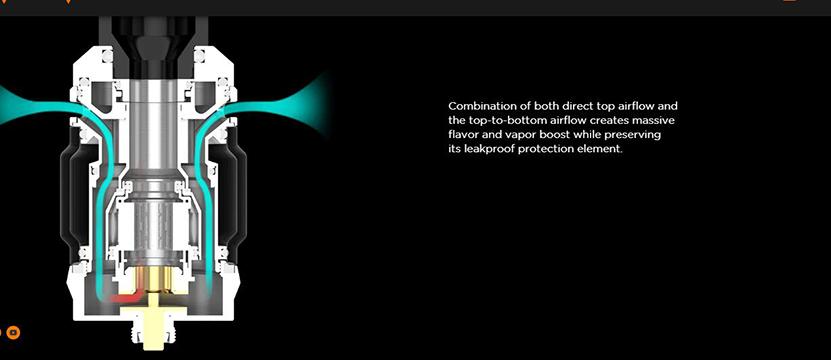 GeekVape Aegis Legend Zeus Kit Feature 8