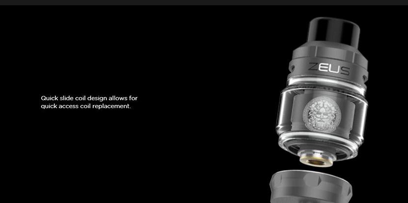 GeekVape Aegis Legend Zeus Kit Feature 11