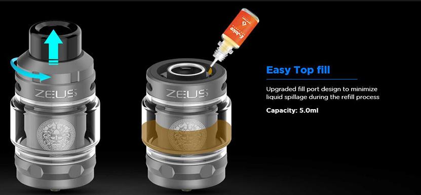 GeekVape Aegis Legend Zeus Kit Feature 12