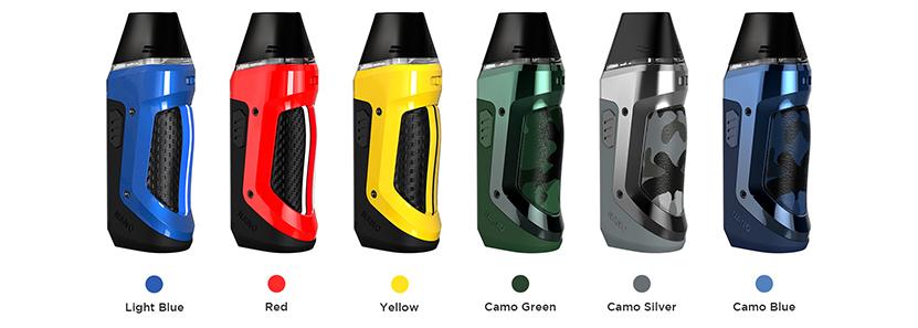 Geekvape Aegis Nano Kit description