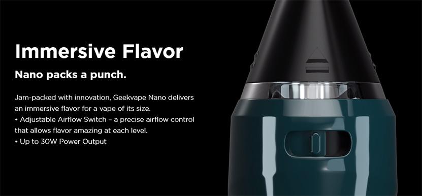 Geekvape Aegis Nano Kit feature4