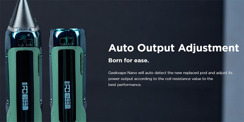 Geekvape Aegis Nano Kit feature5