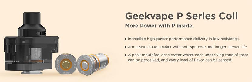 Geekvape Obelisk 60 Kit coil