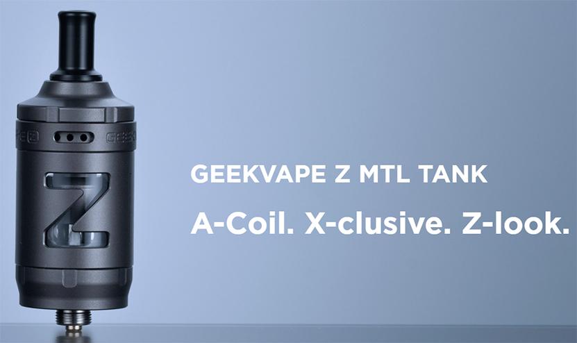 Z MTL Tank Atomizer