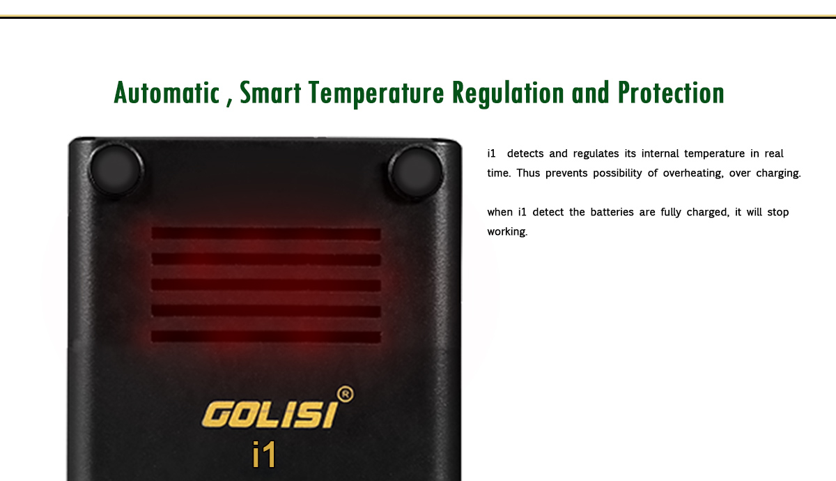 Golisi I1 Charger Features 6