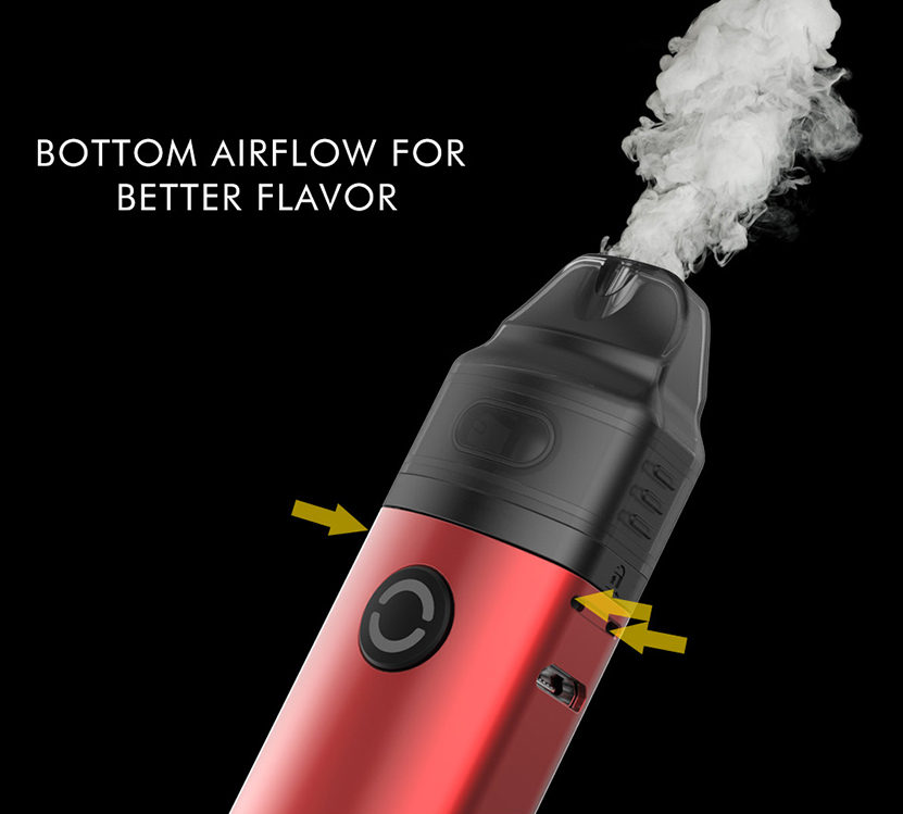 HUB Pod Kit Airflow