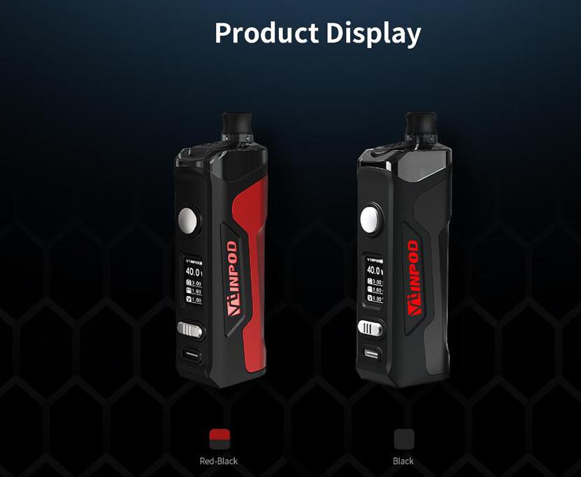 Hcigar VT INPOD Kit Feature 9