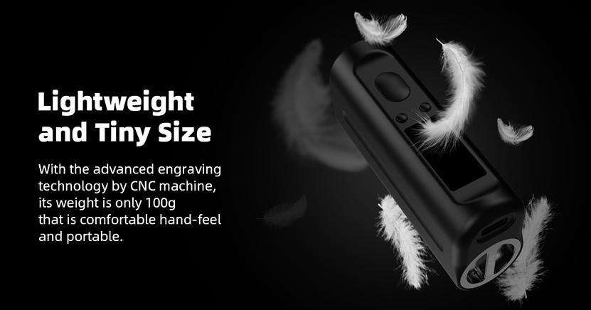 Hellvape Arez 120W Mod feature5