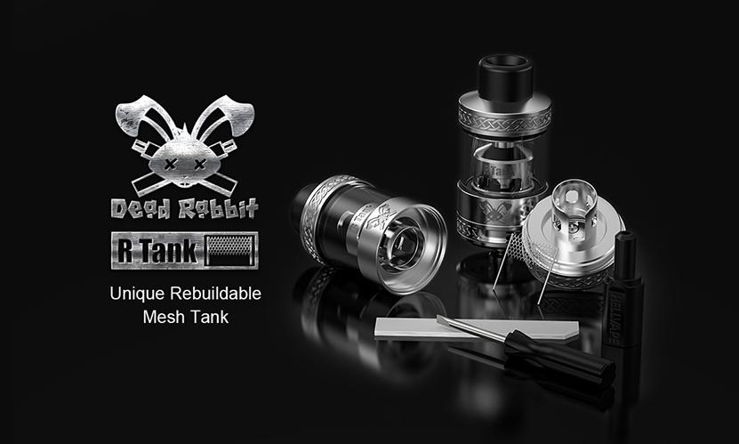 Hellvape Dead Rabbit R Tank Feature 5