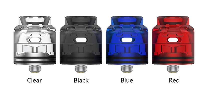 Hellvape Dead Rabbit SE RDA Colors