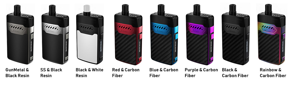 Hellvape Grimm Kit Colors